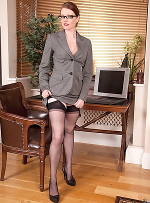 Hot MILF Uniform Porn Pictures