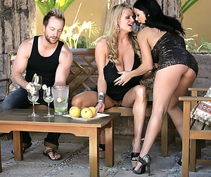 Hot MILF Orgy Porn Pictures