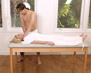 Hot MILF Massage Porn Pictures